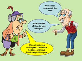 School Assembly on Elderly People - Download Now!